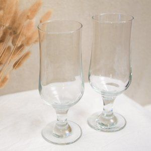 Glass Wine Cups